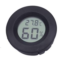 Mini LCD Thermomètre numérique Hygromètre Réfrigérateur Testeur congélateur Température Humidité Humidité Meter Thermographe Outils d'intérieur DWF8820