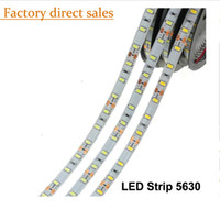 LED Strip 5630 DC12V 60LEDs M 5m lot Flexible LED Light RGB ...