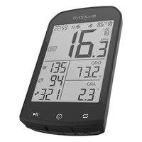 Cycplus M1 Bike GPS Computer Computer Bicycle Computer SpeedMeter Wireless Cycling cronometro