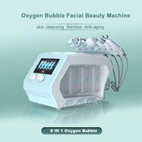 10in1 Hydro Dermabrasion Machine Facial Microdermabrasion Hydra-facial Hydrafacial Treatment Face Lifting EyesWrinkleRemoval With Plasma