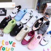 Kids Jumpman 4S Серый розовый IV Сотрудничество Баскетбол Развесные Обувь Дети Открытый Спортивный Спортивный Соблюда Муслин Чистый Белый Черный 4 Спортивные кроссовки