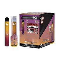Bang Pro Max Switch Disposable Vape Pen 2 IN 1 E Cigarette Device Vaporizer pens 7ml Pods 2000P uffs XXtra Double Vapor Kit