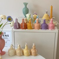 Ins South with Korea Perfume Bottles, Aromatherapy Candles, Home Furnishing Items, Photo Props.