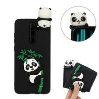 Cute Case in silicone 3D Panda Unicorn per Xiaomi Redmi 8 7 6 5 4x 5A 6a 7A 8A S2 Redmi Nota 8T 9S 9 8 7 Kawaii Copertura del telefono del fumetto