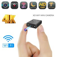 Mini Wifi Camera Full HD 4K 1080P Home Security Camcorder Night Vision Micro Secret Cam Motion Detection Video Voice Recorder