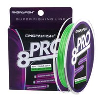 Braid Line Super-strength Fishing High Quality PRO8 Series 114 Fruit Green Braided Floating PE Acces