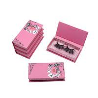 Falsche Wimpern Burn Burn Wimped Case Großhandel Limidwoods Wimpern Leere Box Diamant Wimpern Süßigkeiten Verpackung Freies Tablett