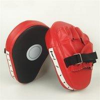 1 قطعة الوسادة لكمة حقيبة الهدف قفازات الملاكمة ساندا القتال ufc القتال التدريب الكبار ركلة الملاكمة التدريب التايلاندي قتال مربع قفازات MMA 50 X2