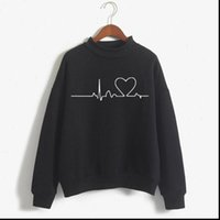 2021 New Fashion Women Long Sleeve Hoodies Moleton Feminino ...