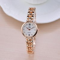 Luxury Exquisite Wristwatch Rhinestone Bracelet Quartz Women Watches Fashion Rose Gold Watch Ladies Female Crystal Dot Shiny Clock