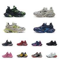 2020 Hohe Qualität Männer Frauen Track 4.0 2.0 3.0 Sportschuhe Triple S Black Vergleichen Sneaker Green Fashion Trainer 18ss Ähnliche Designer M0pt #