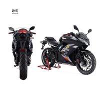 دراجة كهربائية وشى نموذج جديد دراجة نارية سنغافورة، عالية السرعة طويلة المدى 8000W كهربائي دراجات نارية سكوتر No.A4