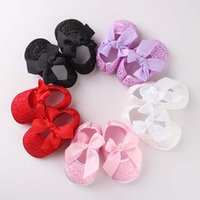 First Walkers Toddler Kids Baby Girls Anti-slip Shoes Children Infant Soft Sole Princess Born Flats Shoe