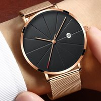 Designer Luxury Brand Watches Women's Es Ultra-Thin Rose Gold Armband Ladies Wrist Clock Relogio Feminino Saat