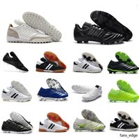 hot Classics Mens Mundial Team Astro Modern Craft TF GOAL INDOOR IN Copa Mundial Copa 70Y FG Soccer Football Shoes Boots Cleats