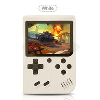 Portable Game Players Retro Mini Video Console 400 For Kids 3.0 Inches Handheld Ultra Thin