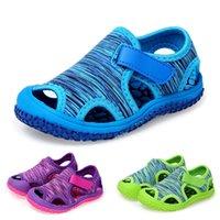Summer Baby Boys Sandals Childrens Aqua Sport Sandals Soft Non-slip Toddler Infant Shoes Kids Outdoor Beach Water Girls Shoes