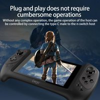 Game Controllers & Joysticks Bluetooth-compatible Pro Gamepad For N-Switch NS-Switch NS Switch Console Wireless Video Joystick Control