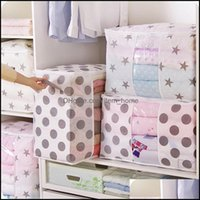 تخزين تنظيم Housekee، أكياس حددي الملابس حقيبة لحاف حقيبة بطانية خزانة سترة المنظم مربع فرز الحقائب الحاويات مجلس الوزراء
