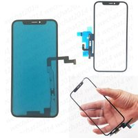 50PCS Touch Panel Screen Digitizer Replacement with Flex Cable for iPhone 12 Mini 12 Pro Max free Shipping