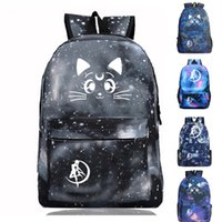 Cartoon Beautiful Girl Peripheral Design Backpack Leisure Student Schoolbag Outdoor Travel Sports Mountaineering