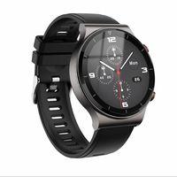 Répondre et faire un appel téléphonique Podomètre Smart Watch Bracelet 1,28 pouce Dial sur mesure Montres Mens Montres Musique Bluetooth Music Storage Lecture Caméra Smartwatch