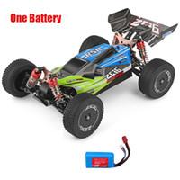 144001 1/14 2.4 جرام سباق rc سيارة 4WD عالية السرعة التحكم عن بعد مركبة نماذج اللعب 60km / ساعة ضمان الجودة للأطفال أفضل هدية
