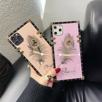 Casi del telefono del portafoglio di lusso per iPhone 12 11 Pro Max XS XR x SE 7 Plus 8 Designer Caver