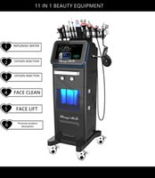 NEW Multifunction 10 In 1 Hydra Dermabrasion Aqua water Peel Face hydro Beauty Machine Microdermabrasion BIO face lift skin care beauty equipment