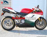 Para Ducati 848 1098 1098S 1198 07 08 09 10 11 Aftermarkst Partes de motocicletas 848 1098 2007-2011 Kit de feiras (moldagem por injeção)