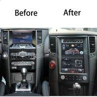 Car DVD Player For-Infiniti FX FX25 FX35 FX37 QX70 2010-2021 Auto Radio For Infiniti GPS Navigation