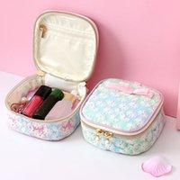 Travel Cosmetic Bag Sanitary Napkin Makeup Make Up Organizer Mini Lipstick Storage Case Toiletry Beauty Jewelry