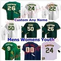 Top Oakland Homens Mulheres Juventude Kids 2021 Jogos de All-Star Jerseys Baseball Matt Chapman Khris Davis Marcus Semien Taner Ramok Ramon Laureano Jesus Jurickson Jersey