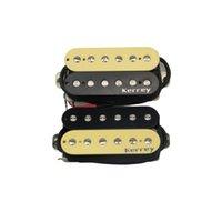 Kerrey Alnico V Humbucker Guitar Pickups SSH / Set Pickup SSH per chitarra Strat