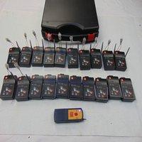 20 Cues Fireworks Système de tiers Fournitures de soirée T20 Machine 433MHz Switch Switch CE FCC Connect Connect NEW Style Smart