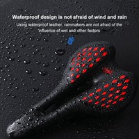 Bike Saddles Bicycle Thickened Saddle Mountain Big-ass Soft And Comfortable With Tail Light Model SUPER-BOSS Cycling 2021