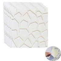 Wallpapers Self Adhesive Waterproof TV Background Brick 3D PE Foam Wall Sticker Room Wallpaper Mural Bedroom Decorative Stickers