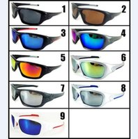 SUMMER 9 Colors Wommen Outdoor Eyewear Bicycle Glass Driving Sunglasses Sports Spectacles Men Goggle Cycling Sun Glasses Y065