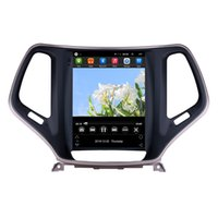 Auto DVD Radio Multimedia Discovery Player GPS Navigazione Verticale Stereo Stereo Android per 2016-2018 Jeep Cherokee