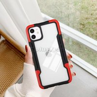Heavy duty Defender Clear Cases 360 Full Body Bumper Protector for iPhone 13 12 11 Pro max xr xs M02 A12 A32 in 1 shockproof protective phone cover New