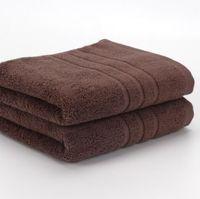 مناشف القطن سوبر لينة قوية ماصة منشفة الحمام منشفة الوجه المحمولة مناشف الرياضة المنسوجات المنزلية لوازم البحر shippinghc4678