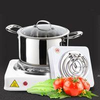 1000 واط موقد كهربائي لوحة الساخنة الموقد السفر أدوات الطبخ المحمولة سخان القهوة الدفء - 220 فولت HWE10099