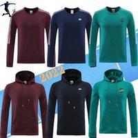 2021 Sweaters de boutique à capuche Sport Veste Styles pour toutes les équipes Rashford Pogba Pepe Ramos Madrid Lewandowski Tracksuit Soccer Veste