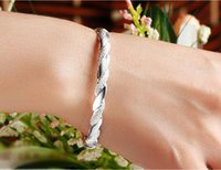 High Quality Korean Silver plated Cuff Bangle women Open Hand bracelet For Ladies Fashion Jewelry Gift accessories DFF5021