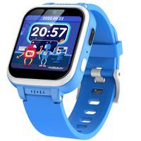 Дети смарт-часы малыша HD двойная камера многофункциональная 1.5 в IPS сенсорный экран дети SmartWatch с игрой образовательные игрушки отличные подарки на день рождения наручные часы