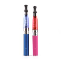 EGO-T-CE4 Electronic Cigarette Batteries 1.6ml Healthy E-Cigarette with CE4 Clearomizer Ego-T Rechargeable Battery 650 900 1100mAh USB charger cable