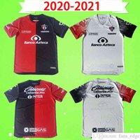 Liga MX 2020 2021 Atlas FC Soccer Jerseys 20 21 L.RYES I.JERALDINO ACOSTA I. Renato J. Angulo Football Companys Top Oechs Thailand Mailleots