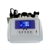 portable 7 tips monopolar RF machine slimming face lift body tightening radio frequency equipment for spa clinic salon