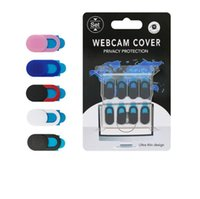 Webcam Cover Затвор Магнит Слайдер Пластик для веб-камеры Ценные бумаги Cam iPhone ПК Ноутбуки Мобильный Телефон Линза Устройства конфиденциальности