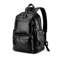 Men designer Backpack Leather Waterproof Fashion Travel Bags School Bookbag Women luxurys Laptop handbag